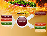 Testy Kebab PowerPoint Template#14