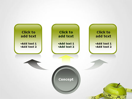 The Best Way To Lose Weight PowerPoint Template Slide 4