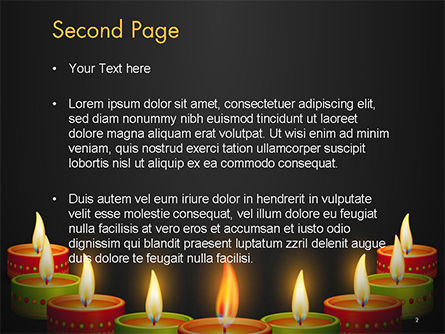 Happy Diwali PowerPoint Template, Slide 2, 14723, Holiday/Special Occasion — PoweredTemplate.com