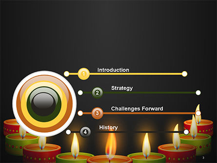 Happy Diwali PowerPoint Template, Slide 3, 14723, Holiday/Special Occasion — PoweredTemplate.com