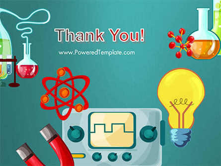 Science Education PowerPoint Template Slide 20