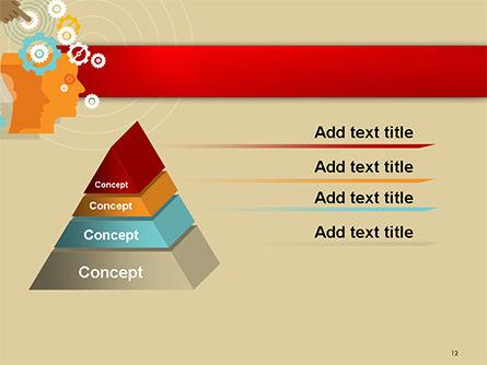 Automation Concept PowerPoint Template Slide 12