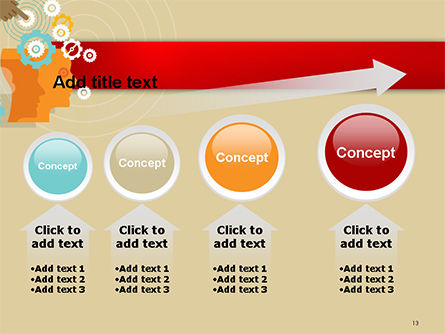 Automation Concept PowerPoint Template Slide 13