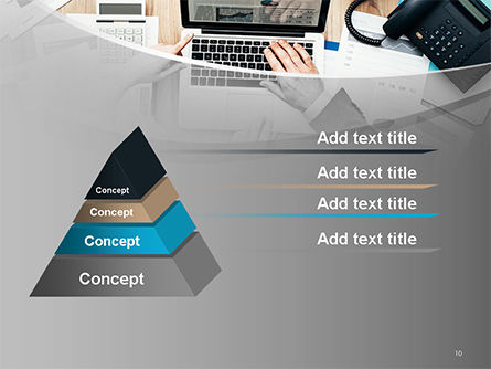 Project Review PowerPoint Template Slide 10