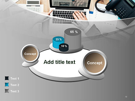 Project Review PowerPoint Template Slide 13