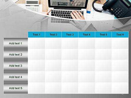 Project Review PowerPoint Template Slide 15