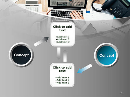 Project Review PowerPoint Template Slide 19