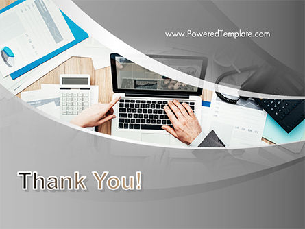 Project Review PowerPoint Template Slide 20