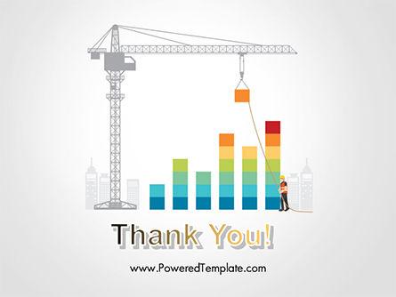 Building Business Graph PowerPoint Template Slide 20