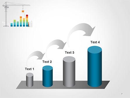 Building Business Graph PowerPoint Template Slide 7