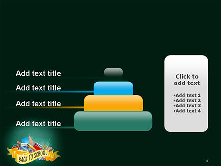 Back to School Theme PowerPoint Template Slide 8