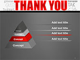 Thank You Word Cloud in Different Languages PowerPoint Template#4
