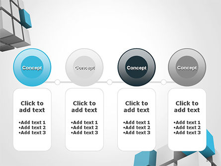 Cubic Theme PowerPoint Template Slide 5