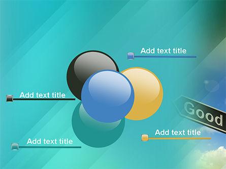Good Best Better Concept PowerPoint Template Slide 10