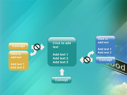 Good Best Better Concept PowerPoint Template Slide 13