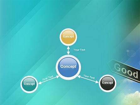 Good Best Better Concept PowerPoint Template Slide 14