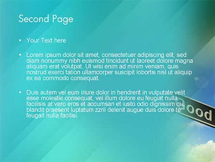 Good Best Better Concept PowerPoint Template, Slide 2, 14758, Consulting — PoweredTemplate.com