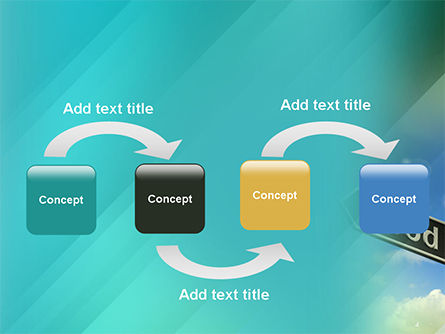 Good Best Better Concept PowerPoint Template, Slide 4, 14758, Consulting — PoweredTemplate.com