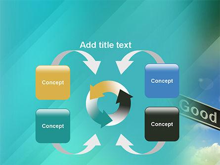 Good Best Better Concept PowerPoint Template Slide 6