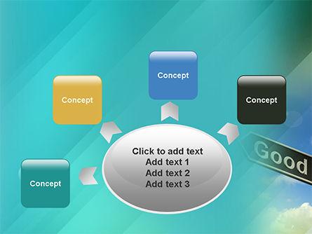 Good Best Better Concept PowerPoint Template Slide 7
