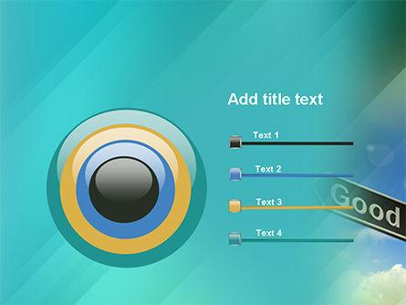Good Best Better Concept PowerPoint Template Slide 9