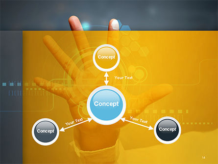 Technology Concept PowerPoint Template Slide 14