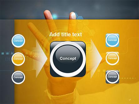 Technology Concept PowerPoint Template Slide 17