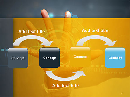 Technology Concept PowerPoint Template Slide 4