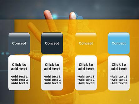 Technology Concept PowerPoint Template Slide 5