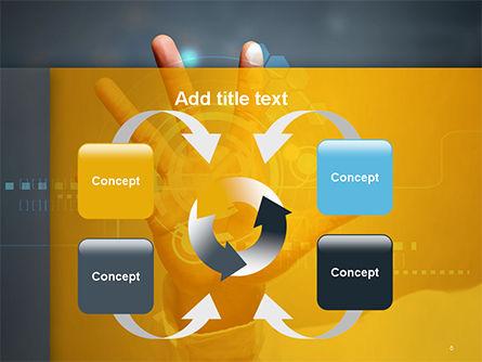 Technology Concept PowerPoint Template Slide 6