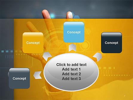 Technology Concept PowerPoint Template Slide 7