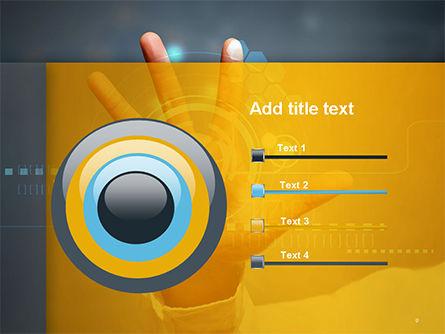 Technology Concept PowerPoint Template Slide 9