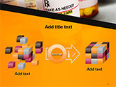 Bottles with Tablets PowerPoint Template#17