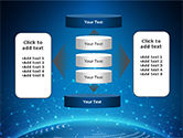 Cyberworld PowerPoint Template#13