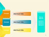 Colorful Arrows PowerPoint Template#12