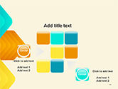 Colorful Arrows PowerPoint Template#16