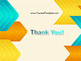 Colorful Arrows PowerPoint Template#20