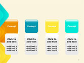 Colorful Arrows PowerPoint Template#5