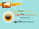 Online Promotion PowerPoint Template#3