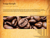 Cup of Coffee PowerPoint Template#10