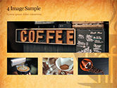 Cup of Coffee PowerPoint Template#13