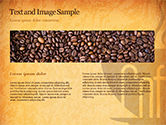 Cup of Coffee PowerPoint Template#14