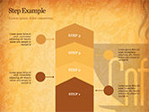 Cup of Coffee PowerPoint Template#68