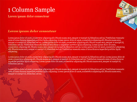 Global Business Concept PowerPoint Template, Slide 4, 14791, Business Concepts — PoweredTemplate.com