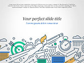 Business Concepts: Impetuous Business PowerPoint Template #14812