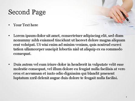 Business Meeting Time PowerPoint Template, Slide 2, 14862, Business — PoweredTemplate.com