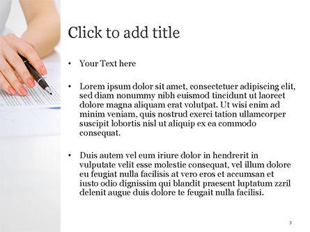 Business Meeting Time PowerPoint Template, Slide 3, 14862, Business — PoweredTemplate.com