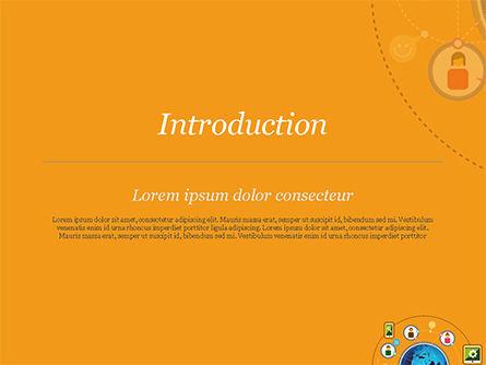 Social Network Concept PowerPoint Template Slide 3