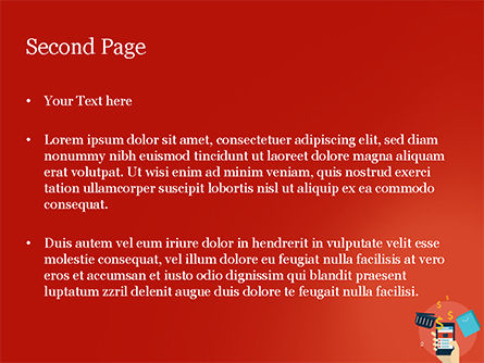 E-Commerce Development PowerPoint Template, Slide 2, 14877, Careers/Industry — PoweredTemplate.com