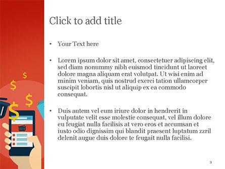 E-Commerce Development PowerPoint Template, Slide 3, 14877, Careers/Industry — PoweredTemplate.com